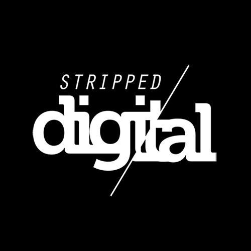 Stripped Digital logotype