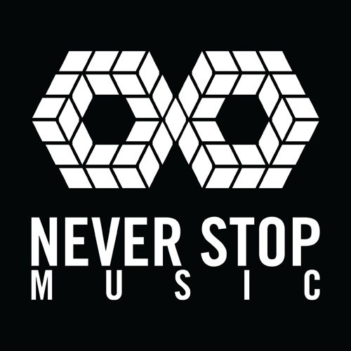 Never Stop Music logotype