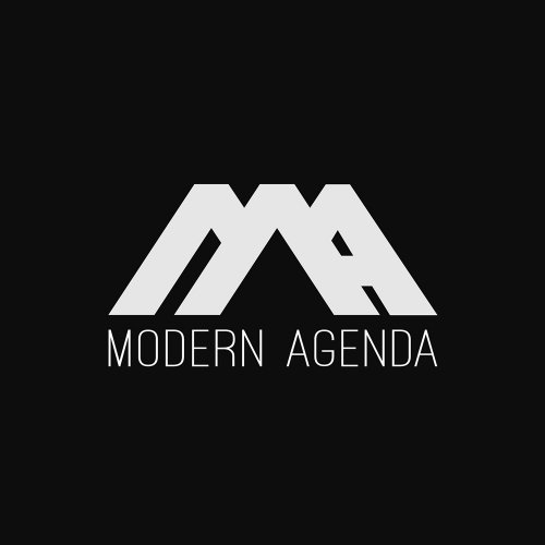 Modern Agenda logotype