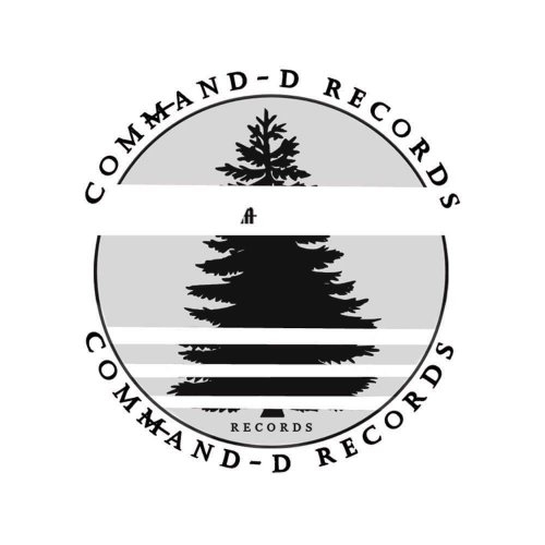 Command-D Records logotype