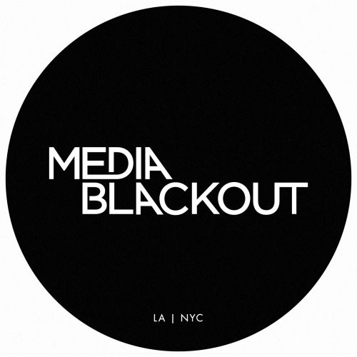 Media Blackout logotype