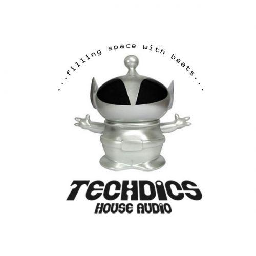 Techdics House Audio logotype