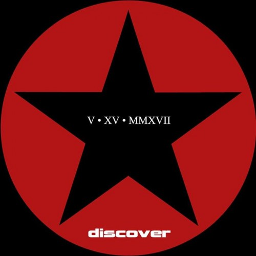 Discover Records (UK) logotype
