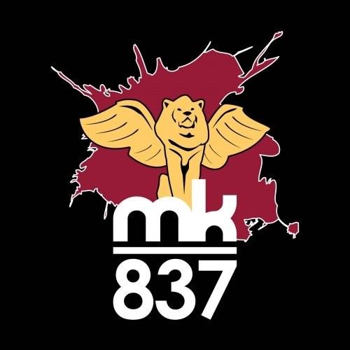 MK837 logotype