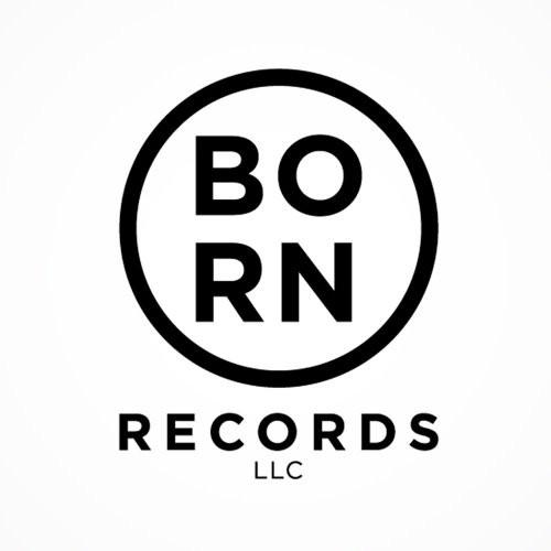 BORN Records logotype