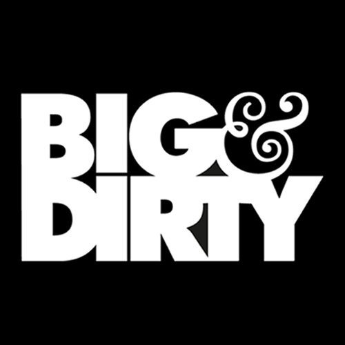 Big & Dirty (Be Yourself Music) logotype