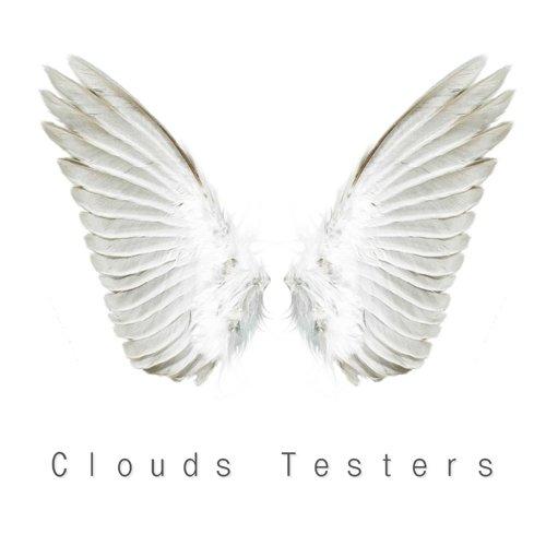 Clouds Testers The Legendaries logotype