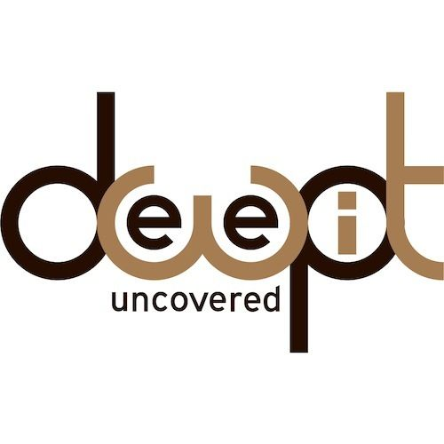 DeepWit Uncovered logotype