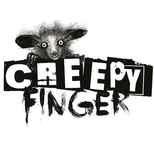 Creepy Finger logotype
