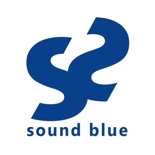Sound Blue logotype