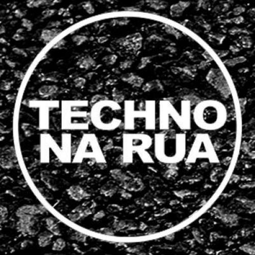 TECHNO NA RUA logotype