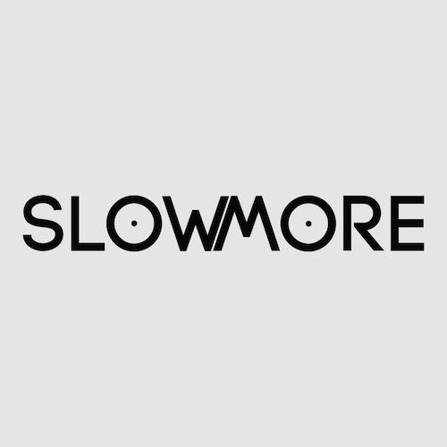 Slowmore logotype