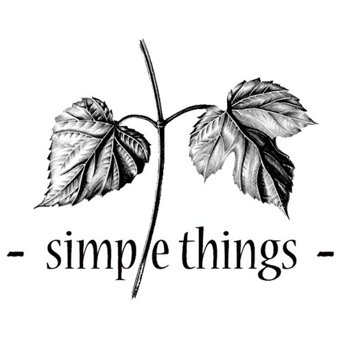 Simple Things Records logotype
