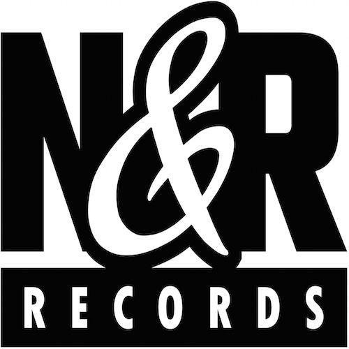 N&R Records logotype