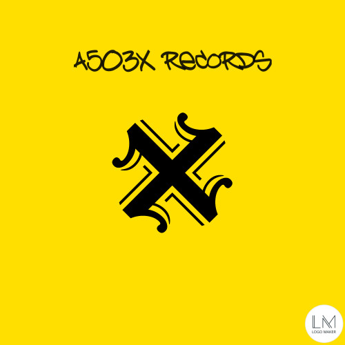 A503X RECORDS logotype