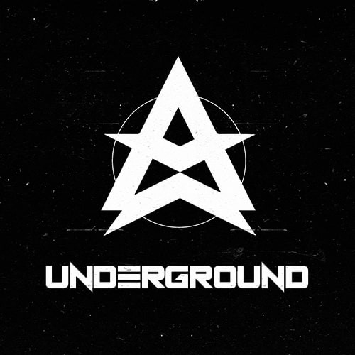 AX UNDERGROUND RECORDS logotype