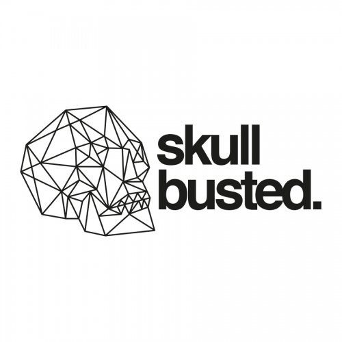 Skullbusted logotype