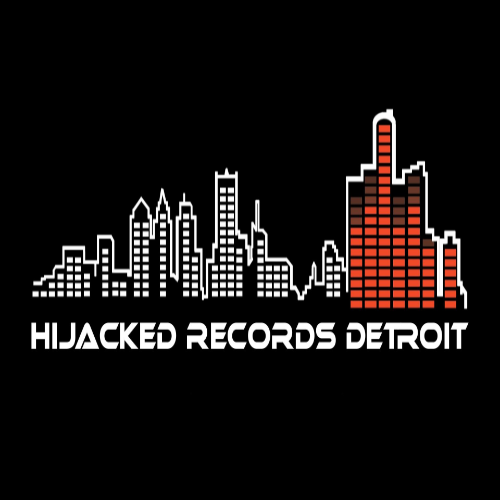 Hijacked Records Detroit logotype