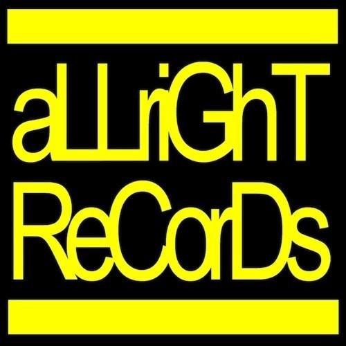 aLLriGhT ReCorDs logotype