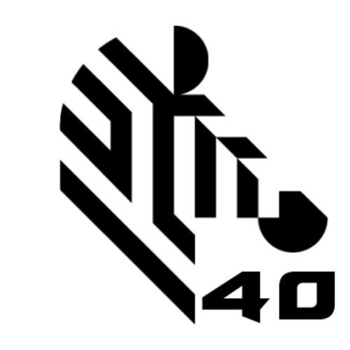 Zebra 40 logotype