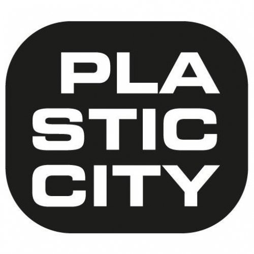 Plastic City logotype