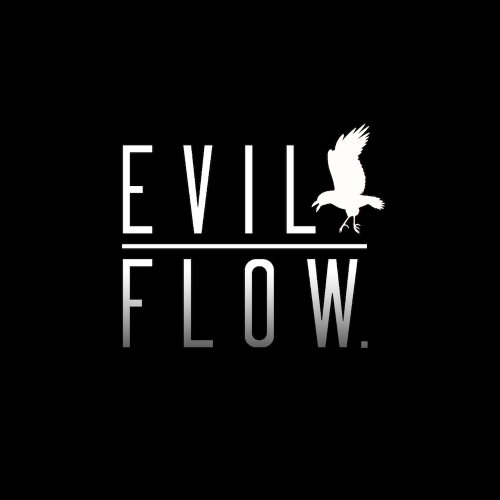 Evil Flow. logotype