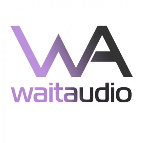 WaitAudio logotype