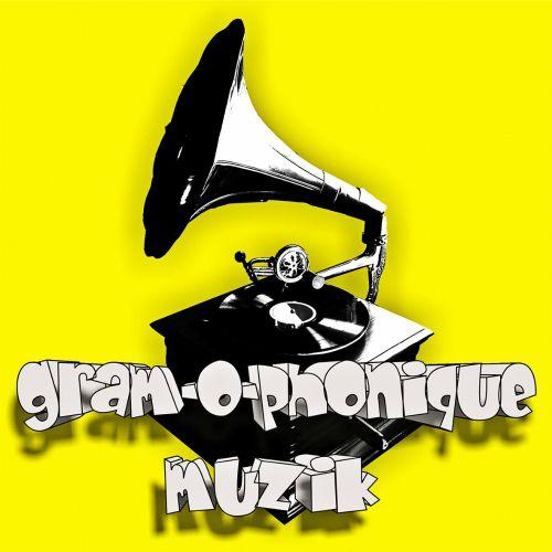 Gram-O-Phonique Muzik logotype