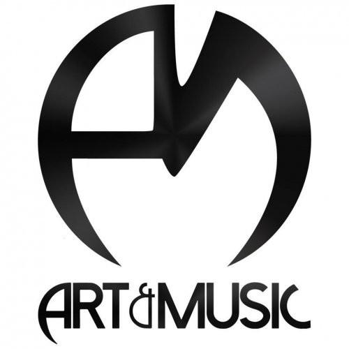 Art & Music Recording logotype