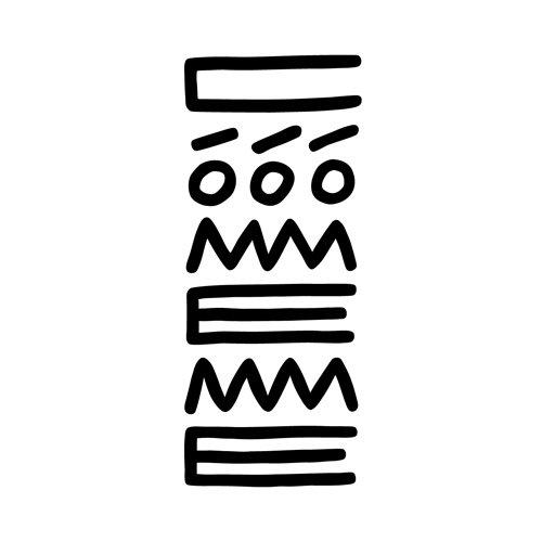 Comeme logotype