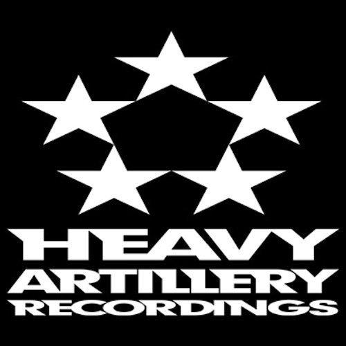 Heavy Artillery Recordings logotype