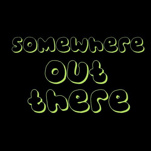 Somewhere Out There logotype