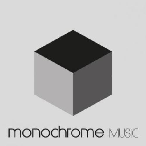 Monochrome Music logotype