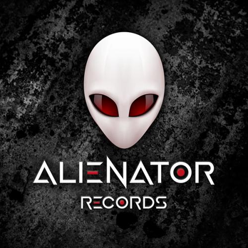 Alienator Records logotype