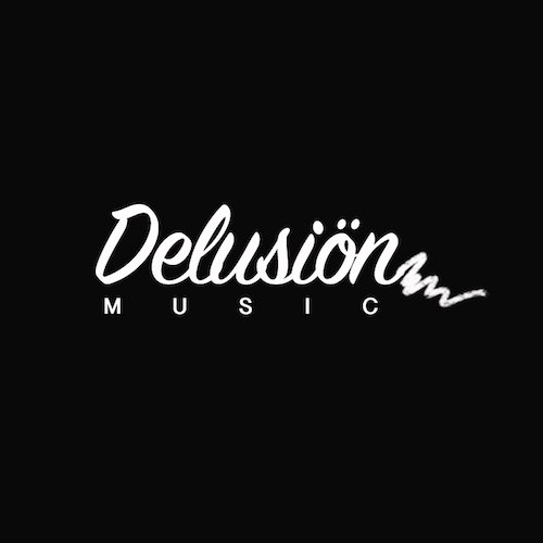 Delusion Music logotype