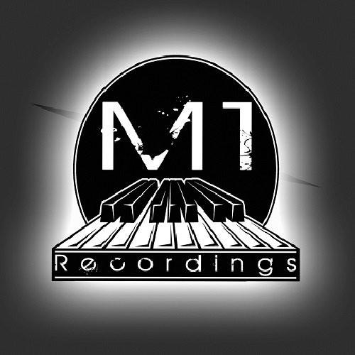 M1 Recordings logotype