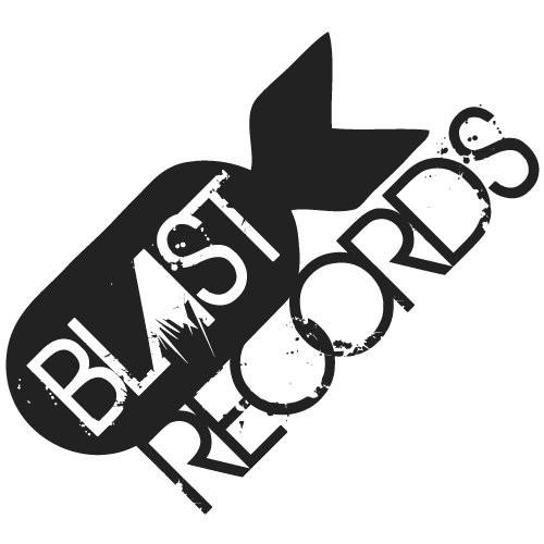 Blast Records logotype