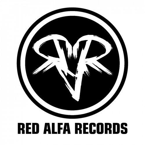 Red Alfa Records logotype