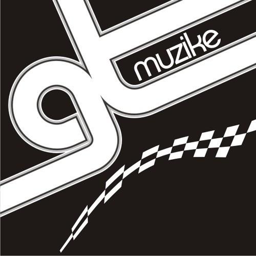 GT Muzike logotype