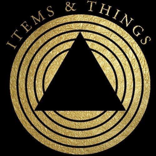 Items & Things logotype