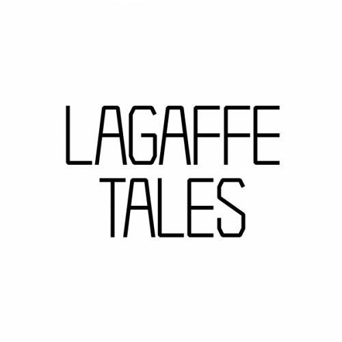Lagaffe Tales logotype