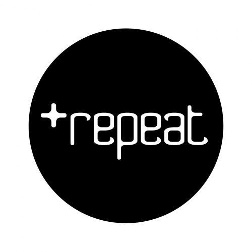 Plus Repeat logotype