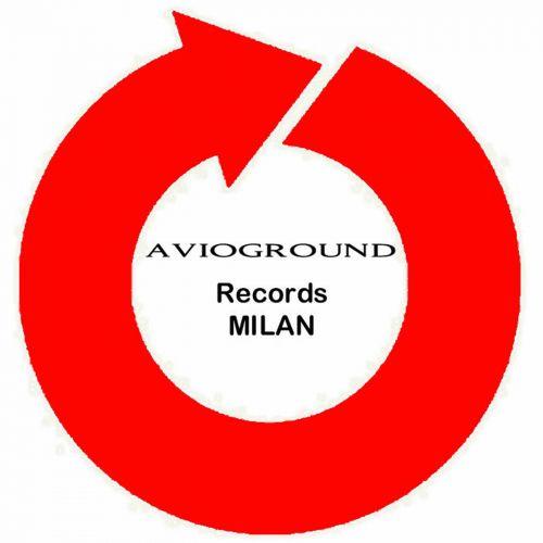 Avioground Records logotype