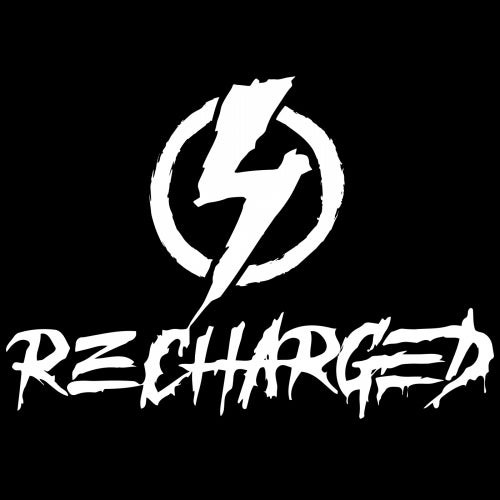Recharged Records logotype