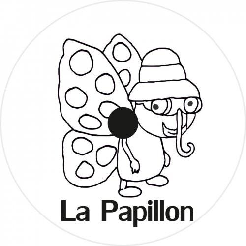 La Papillon logotype