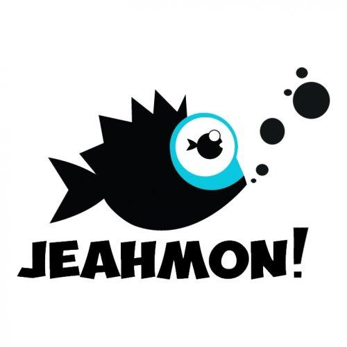 Jeahmon! logotype