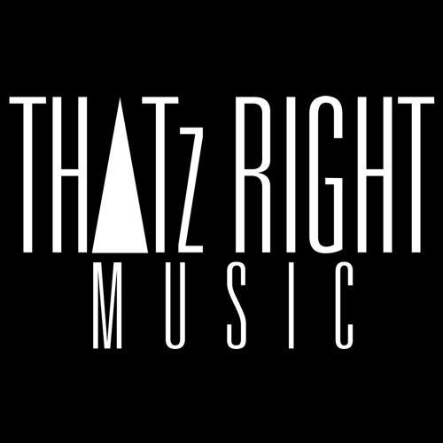 Thatz Right Music logotype