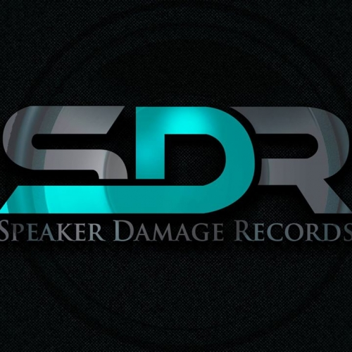 Speaker Damage Records logotype