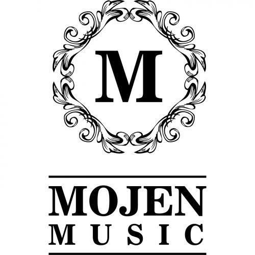 MOJEN Music logotype
