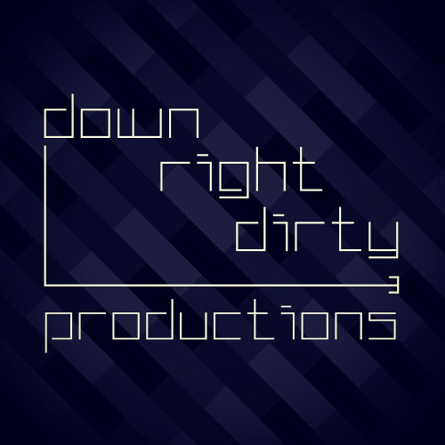 Down Right Dirty Productions logotype